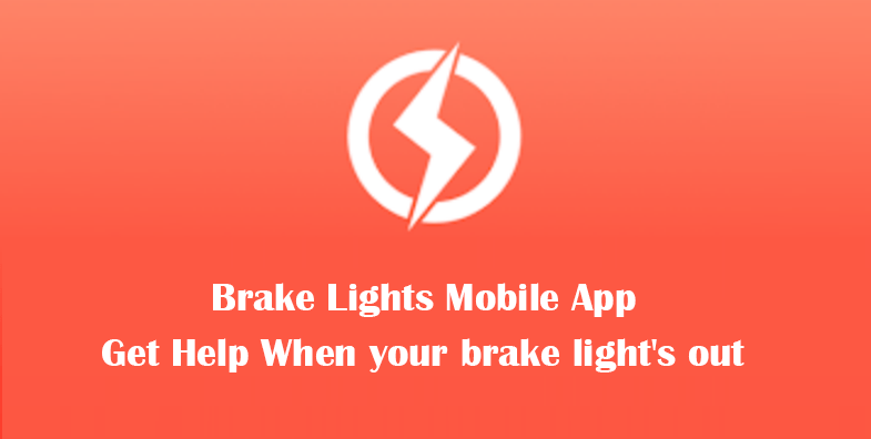 Brake Lights Mobile App