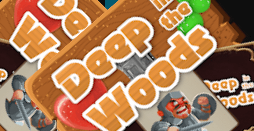Deep in the Woods Roguelike card battler Game