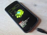 Entering Stock Recover Mode on Nexus 4