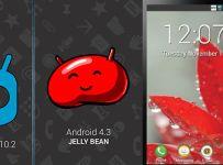 CyanogenMod 10.2 Custom Build for LG Optimus G E975