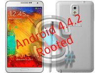 Rooting Galaxy Note 3 on Android 4.4.2 KitKat