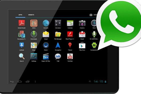 Send free text, audio and video messages from your Android phone