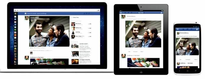 Facebook Newsfeed redesign aims for 'mobile consistency