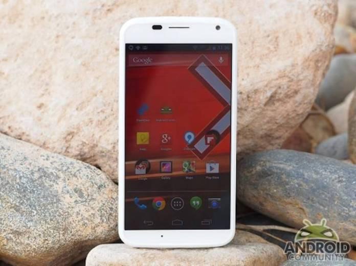 Moto X T-Mobile Android KitKat