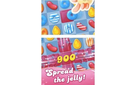 Candy Crush Jelly Saga 4