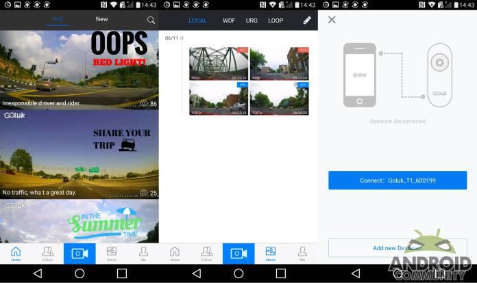 goluk-app-screenshots