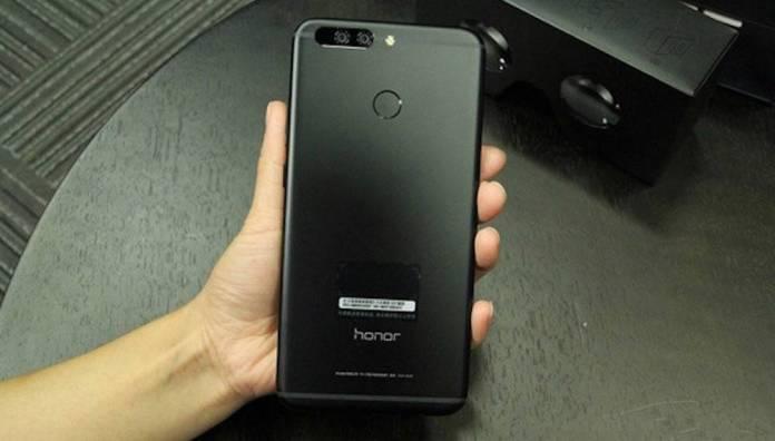Huawei Honor Note 9 back side