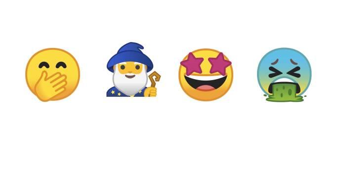 Android 8.0 Emoji F