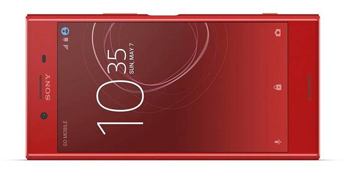 Sony Xperia XZ Premium Red Amazon