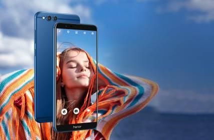 Huawei Honor 7X 4