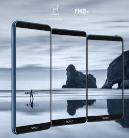 Huawei Honor 7X 5