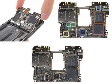 OnePlus 6 Teardown IFIXIT Step 7
