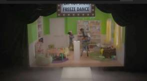 Dance with Woody and Jessie on Google Home