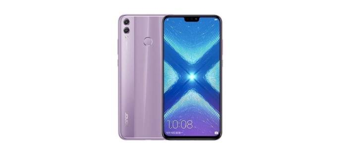 Huawei Honor 8X Specs A