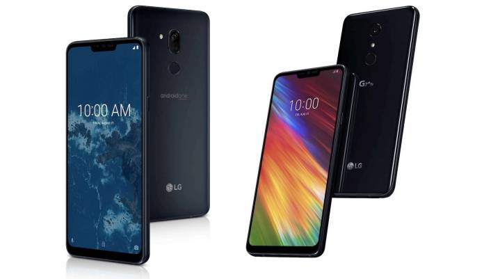 LG G7 One LG G7 Fit