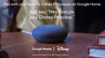 Play With Your Favorite Disney Princesses on Google Home Disney