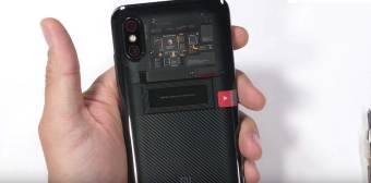 Xiaomi Mi 8 Explorer Edition Durability Test 11