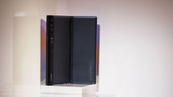 Huawei Mate X 5G foldable phone