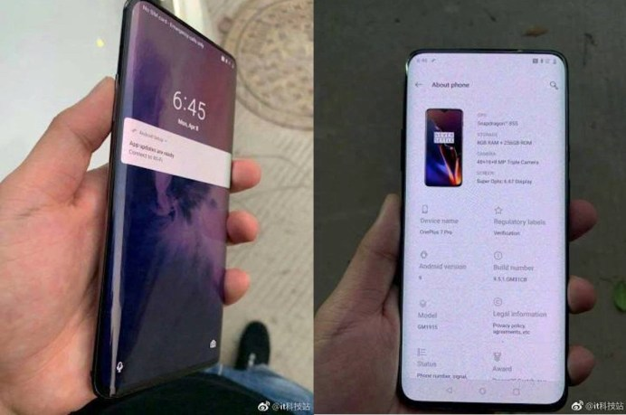 OnePlus 7 Images