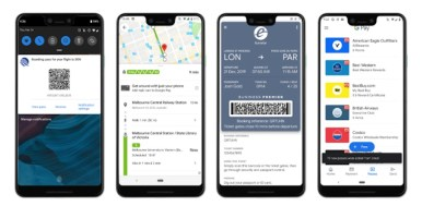 Google Pay Online Payments and Passes APIs B