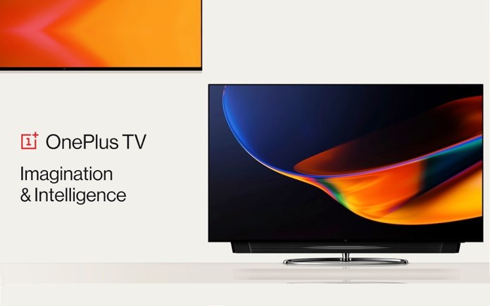 OnePlus TV Official Launch