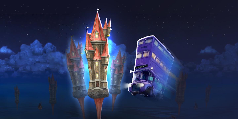 Wizards Unite mang đến Knight Bus để bạn có thể chơi tại nhà 1