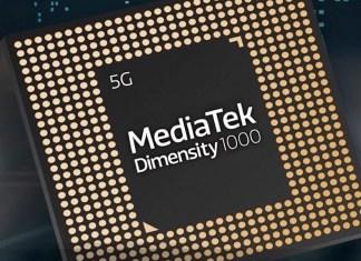 5G MediaTek Dimensity