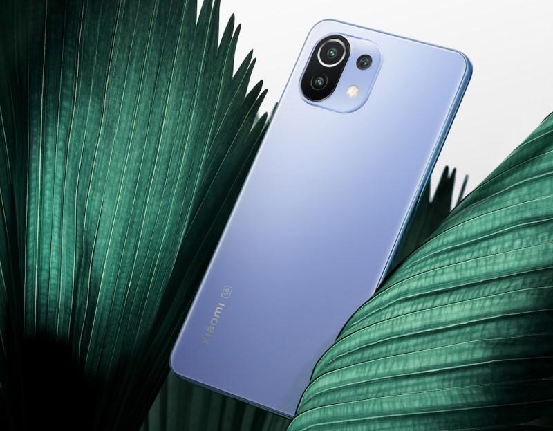 Xiaomi 11 Lite 5G NE-Bubblegum Blue