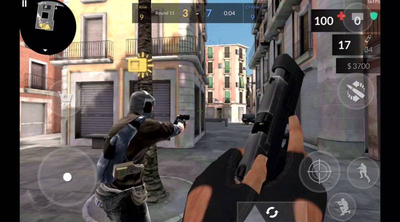 P250 Comparison Gameplay – Critical Ops (Android) Update 0.4.0