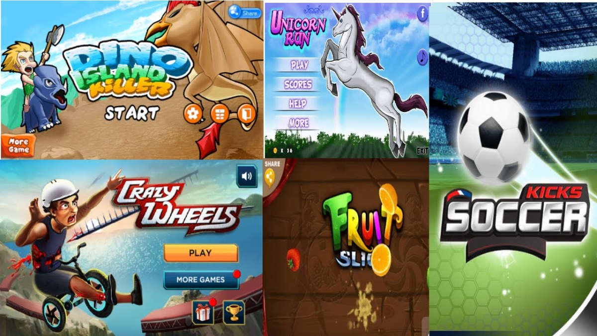Top 10 Best small Size Android Games Under 10MB