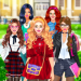 Superstar College Girls Makeover  Teenage Fashion Dress Up APK MOD (Unlimited Money) for android