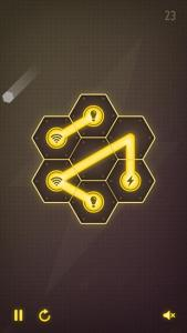 You will gradually find it nearly impossible to complete the circuit whilesolving the puzzles.
