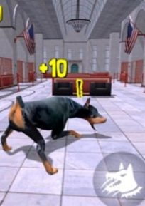 police dog 3d game