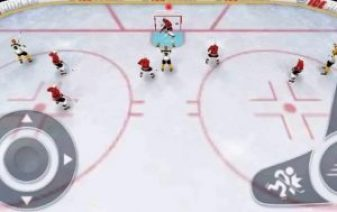 hockey experience with fast paced game-play