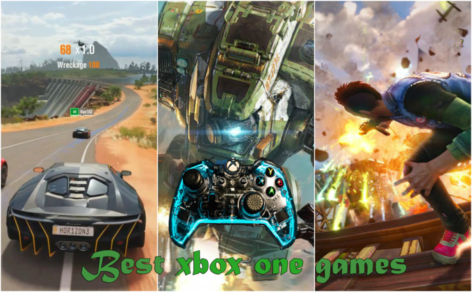 10 Best Xbox One Games With Addictive Gameplay Androidebook