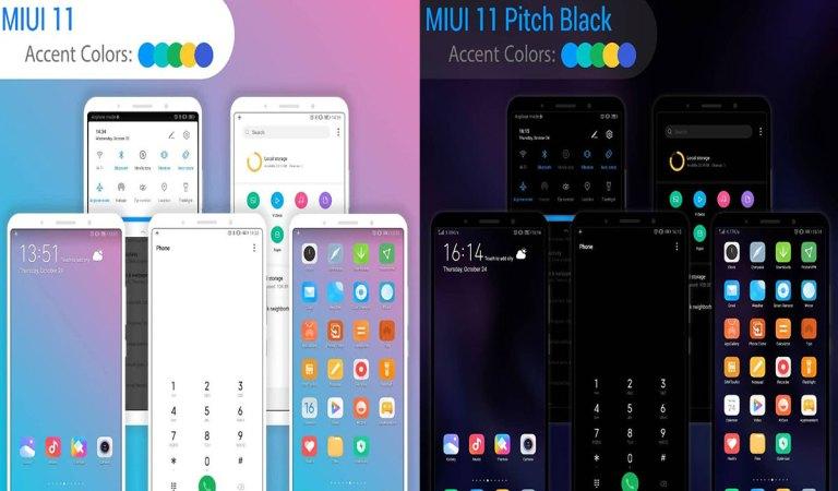 MIUI 11 EMUI Theme для устройств Huawei [EMUI 9.0+]