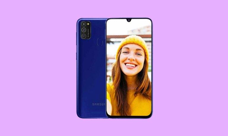 Скачать обои для Samsung Galaxy M21 [Full-HD]