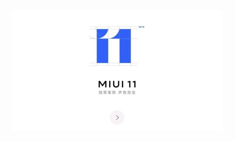 Скачать официальные обои MIUI 11 Stock