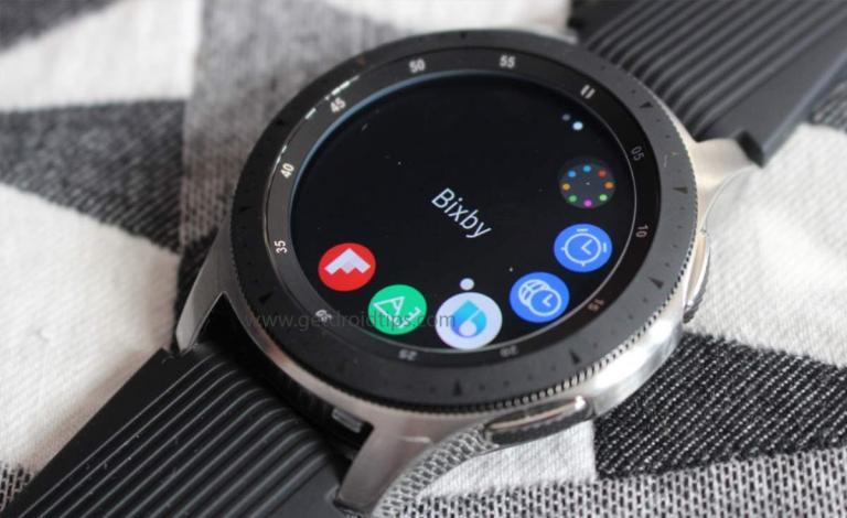 Делайте фотографии с Galaxy S20 с помощью Galaxy Watch через приложение Camera Control