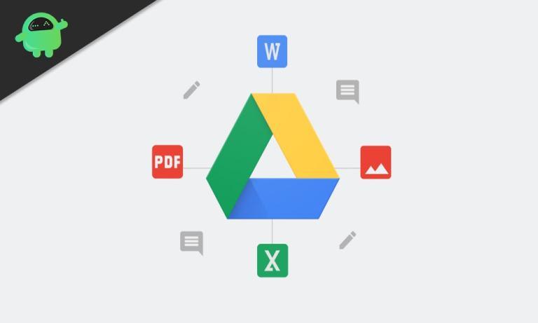 Как установить Google Диск на Android TV?