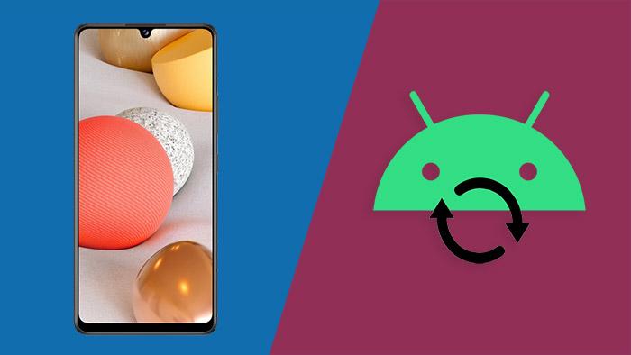 Как войти в режим восстановления на Samsung Galaxy A42 5G
