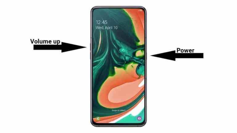Как войти в режим восстановления и загрузки на Samsung Galaxy A82 5G