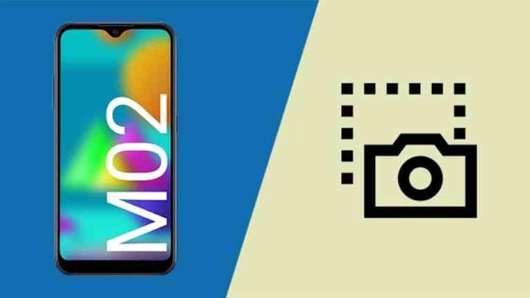 Как сделать снимок экрана на Samsung Galaxy M02s
