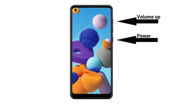 Как войти в режим восстановления и загрузки на Samsung Galaxy A22