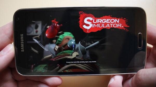 Как играть в симулятор хирурга на смартфонах Android