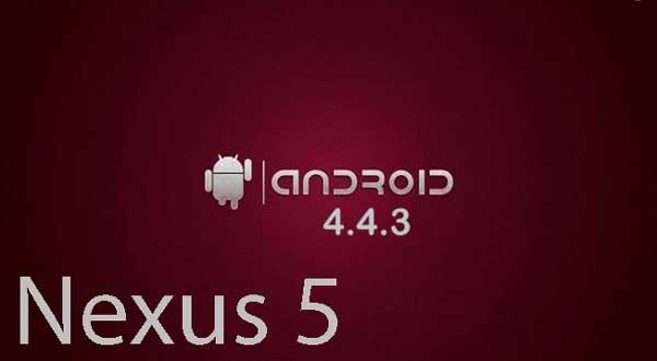 Как установить обновление 4.4.3 KitKat OTA на Nexus 5