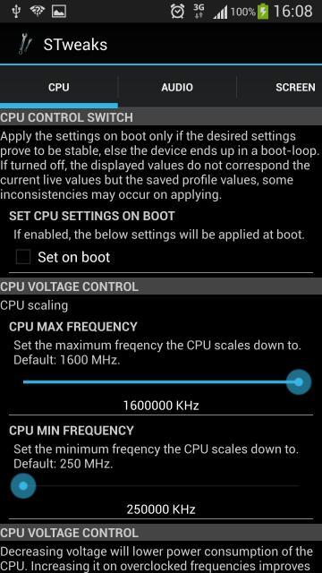 Как разогнать Samsung Galaxy Note 2