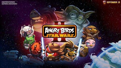 Angry Birds Star Wars II выходит 19 сентября