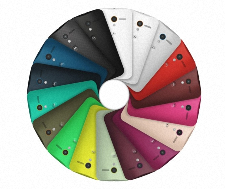 Colores de Moto X