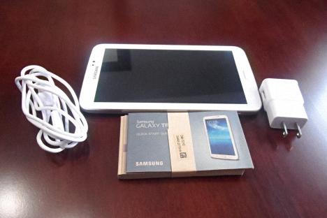 Samsung Galaxy Tab 3 7.0 lanzamiento
